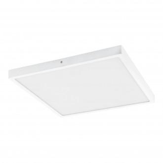EGLO 97268 | Fueva-1 Eglo mennyezeti LED panel négyzet 1x LED 2500lm 4000K fehér