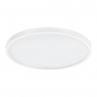 EGLO 97275 | Fueva-1 Eglo mennyezeti LED panel kerek szabályozható fényerő 1x LED 2900lm 4000K fehér