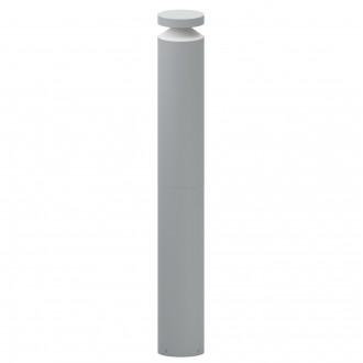 EGLO 97302 | Melzo Eglo álló lámpa 99cm 1x LED 950lm 3000K IP44 ezüst, áttetsző, fehér