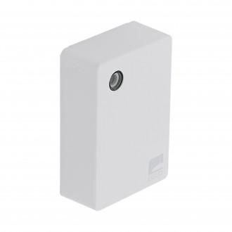 EGLO 97418 | Eglo fényérzékelő szenzor - alkonykapcsoló kiegészítő négyzet IP44 fehér