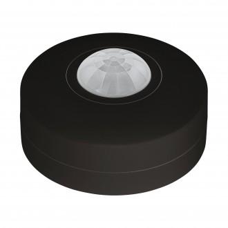 EGLO 97422 | Eglo mozgásérzékelő PIR 360° kerek IP44 fekete, fehér