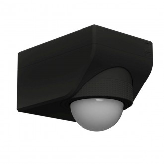 EGLO 97467 | Eglo mozgásérzékelő PIR 360° fényérzékelő szenzor - alkonykapcsoló IP44 fekete