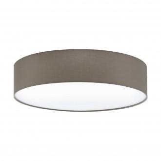EGLO 97612 | Eglo_Pasteri_T Eglo mennyezeti lámpa 3x E27 matt taupe, fehér