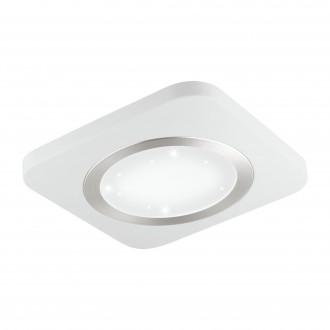 EGLO 97658 | Puyo-S Eglo fali, mennyezeti lámpa 1x LED 1700lm 3000K fehér, kristály hatás
