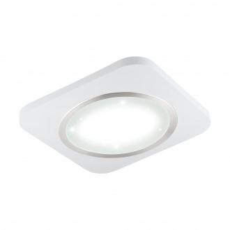 EGLO 97661 | Puyo-S Eglo fali, mennyezeti lámpa 1x LED 3400lm 3000K fehér, kristály hatás