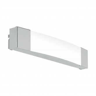 EGLO 97718 | Siderno Eglo tükörmegvilágító lámpa 1x LED 900lm 4000K IP44 króm, szatén