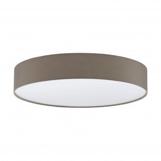 EGLO 97778 | Romao-3 Eglo mennyezeti lámpa távirányító szabályozható fényerő, állítható színhőmérséklet 1x LED 4000lm 3000 <-> 5000K fehér, taupe