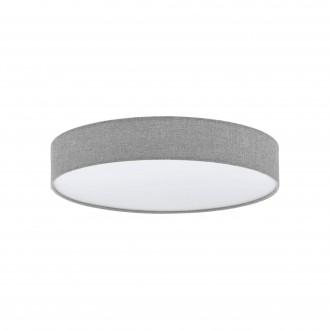EGLO 97779   Romao Eglo mennyezeti lámpa távirányító 1x LED 4000lm 3000 <-> 5000K fehér, szürke