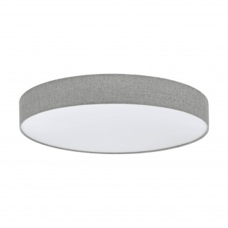 EGLO 97784   Romao Eglo mennyezeti lámpa távirányító 1x LED 5800lm 3000 <-> 5000K fehér, szürke