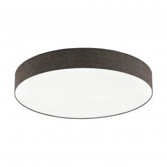 EGLO 97785   Romao-2 Eglo mennyezeti lámpa távirányító 1x LED 5800lm 3000 <-> 5000K fehér, barna