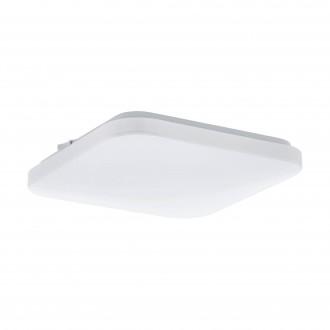 EGLO 97874 | Frania Eglo fali, mennyezeti lámpa négyzet 1x LED 1350lm 3000K fehér