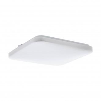 EGLO 97875 | Frania Eglo fali, mennyezeti lámpa négyzet 1x LED 2000lm 3000K fehér