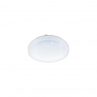 EGLO 97877 | Frania-S Eglo fali, mennyezeti lámpa kerek 1x LED 1350lm 3000K fehér, kristály hatás