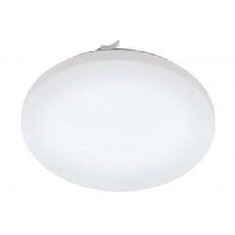 EGLO 97884 | Frania Eglo fali, mennyezeti lámpa kerek 1x LED 2000lm 3000K IP44 fehér