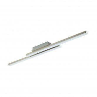 EGLO 97906 | EGLO-Connect-Fraioli Eglo mennyezeti okos világítás szabályozható fényerő, állítható színhőmérséklet, színváltós 2x LED 4600lm 2700 <-> 6500K matt nikkel, fehér