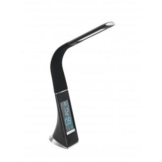 EGLO 97914 | Cognoli Eglo asztali lámpa 51cm fényerőszabályzós érintőkapcsoló szabályozható fényerő 1x LED 300lm 4000K fekete