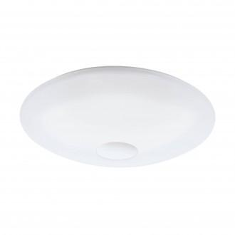 EGLO 97918 | EGLO-Connect-Totari Eglo mennyezeti okos világítás távirányító szabályozható fényerő, állítható színhőmérséklet, színváltós 1x LED 5400lm 2700 <-> 6500K fehér, króm