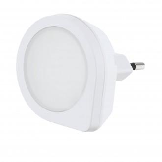 EGLO 97932 | Tineo Eglo irányfény lámpa mozgásérzékelő konnektorlámpa 1x LED 2lm 3000K fehér