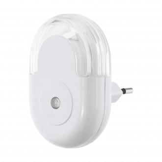 EGLO 97935 | Tineo Eglo irányfény lámpa mozgásérzékelő konnektorlámpa 1x LED 5lm 3000K fehér
