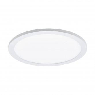 EGLO 97958 | EGLO-Connect-Sarsina Eglo mennyezeti okos világítás távirányító szabályozható fényerő, állítható színhőmérséklet, színváltós 1x LED 2100lm 2700 <-> 6500K fehér