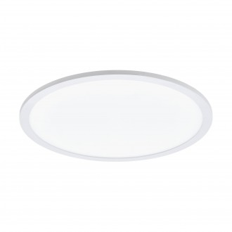 EGLO 97959 | EGLO-Connect-Sarsina Eglo mennyezeti okos világítás távirányító szabályozható fényerő, állítható színhőmérséklet, színváltós 1x LED 2900lm 2700 <-> 6500K fehér