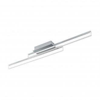 EGLO 97965 | Palmital Eglo fali, mennyezeti lámpa 2x LED 2600lm 3000K IP44 króm, áttetsző
