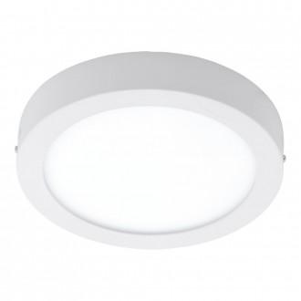 EGLO 98171 | EGLO-Connect-Argolis Eglo fali, mennyezeti okos világítás kerek szabályozható fényerő, állítható színhőmérséklet 1x LED 1600lm 2700 <-> 6500K IP44 fehér