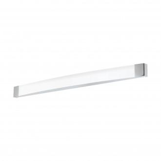 EGLO 98193 | Siderno Eglo tükörmegvilágító lámpa 1x LED 2600lm 4000K IP44 króm, szatén
