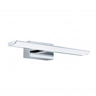 EGLO 98451 | EGLO-Connect-Tabiano Eglo tükörmegvilágító okos világítás távirányító szabályozható fényerő, állítható színhőmérséklet, színváltós 1x LED 2000lm 2700 <-> 6500K IP44 króm, fehér