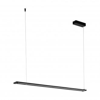 EGLO 98492 | Amontillado Eglo függeszték lámpa szabályozható fényerő 1x LED 3500lm 3000K fekete, fehér