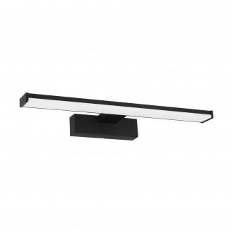 EGLO 98907 | Pandella-1 Eglo fali lámpa 1x LED 900lm 4000K IP44 fekete, fehér