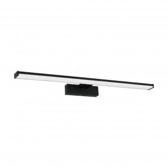 EGLO 98908 | Pandella-1 Eglo fali lámpa 1x LED 1350lm 4000K IP44 fekete, fehér