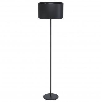 EGLO 99046 | Eglo-Maserlo-B Eglo álló lámpa 51,5cm taposókapcsoló 1x E27 fekete