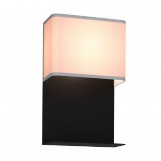 EGLO 99069   Galdakao Eglo fali lámpa kapcsoló 1x LED 410lm 3000K fekete, fehér