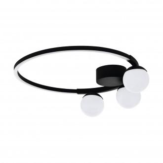EGLO 99375 | Phianeros Eglo mennyezeti lámpa 1x LED 2800lm 3000K fekete, fehér