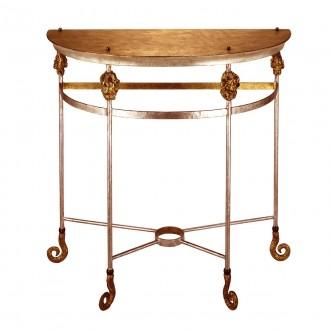 ELSTEAD FB/ARMORY CS/TBL | Elstead kiegészítő asztal kézzel festett antikolt arany