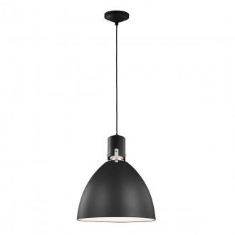 ELSTEAD FE/BRYNNE/P MB | Brynne Elstead függeszték lámpa 1x LED 1000lm 3000K matt fekete, fehér
