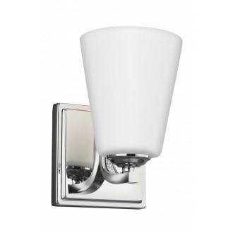 ELSTEAD FE/PAVE1 | Pave Elstead falikar lámpa 1x E27 szatén nikkel, opál