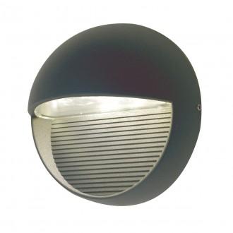 ELSTEAD FREYR-R | Freyr Elstead fali lámpa 1x LED 260lm IP54 grafit