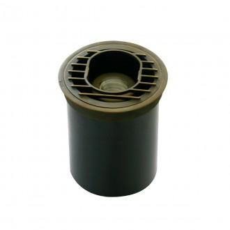 ELSTEAD GZ/BRONZE14 | Bronze-Elite-Fusion Elstead beépíthető lámpa Ø160mm 160x160mm 3x LED 300lm 3000K IP44 antikolt bronz