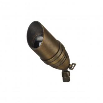 ELSTEAD GZ/BRONZE5 | Bronze-Elite-Fusion Elstead leszúrható, fali, álló lámpa elforgatható alkatrészek 3x LED 300lm 3000K IP44 antikolt bronz