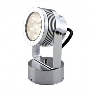ELSTEAD GZ-ELITE3-L | Bronze-Elite-Fusion Elstead fali, mennyezeti lámpa elforgatható alkatrészek 6x LED 600lm 3000K IP54 eloxált alumínium, fekete