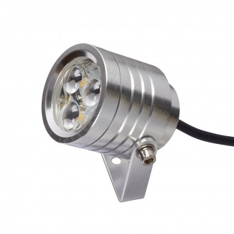 ELSTEAD GZ-ELITE5 | Bronze-Elite-Fusion Elstead spot lámpa elforgatható alkatrészek 3x LED 300lm 3000K IP54 eloxált alumínium, fekete