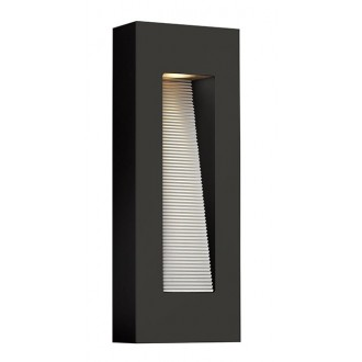 ELSTEAD HK-LUNA-M-SK | Luna-EL Elstead fali lámpa 2x GU10 620lm 3000K IP44 fekete