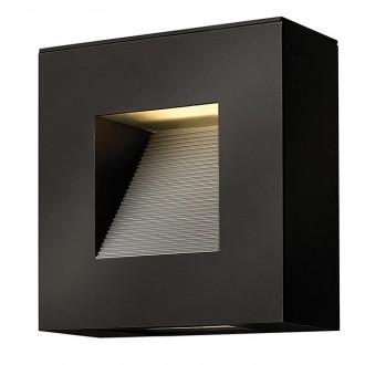 ELSTEAD HK-LUNA-S-SK | Luna-EL Elstead fali lámpa 2x E14 600lm 2700K IP44 fekete