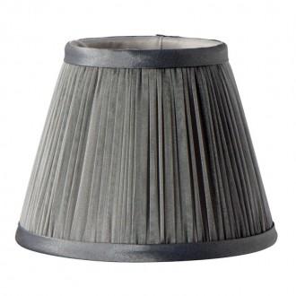 ELSTEAD LS200 | Clip-Shades Elstead ernyő lámpabúra kézzel készült szürke, fehér