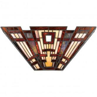 ELSTEAD QZ-CLASSIC-CRAFT-WU | Classic-Craftsman Elstead fali lámpa 2x E14 többszínű