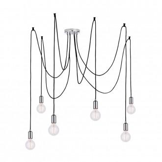ENDON 76577 | Studio-EN Endon függeszték lámpa állítható magasság 6x E27 króm