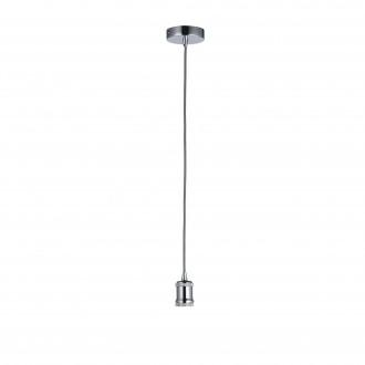ENDON 76584 | Cambourne Endon függeszték lámpa állítható magasság 1x E27 króm