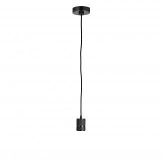 ENDON 76586 | Urban-EN Endon függeszték lámpa állítható magasság 1x E27 króm, fekete